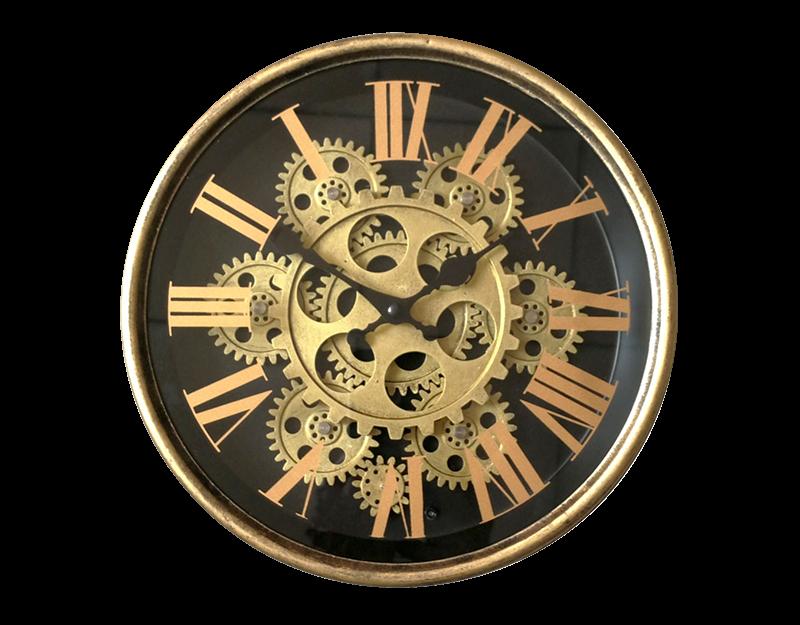 Comment installer un mécanisme d'horloge ?