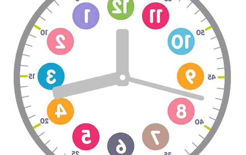 Comment lire l'heure sur une horloge ?