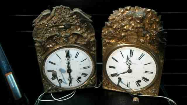 Où trouver des aiguilles d'horloge ?
