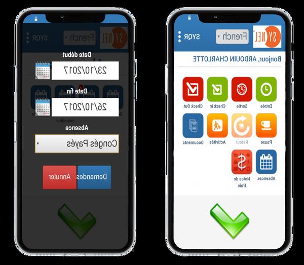 La pointeuse mobile - guide d'achat